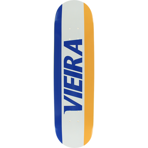 Pizza Vieira Card Skateboard Deck -8.12 DECK ONLY