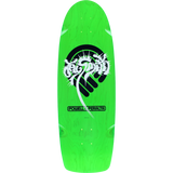 Powell Peralta Jay Smith Original Skateboard Deck -10x31 Neon Green/Bk/Wt DECK ONLY | Universo Extremo Boards Skate & Surf