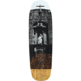 Preservation Material Girl Deck -8.87x32.5 Assembled as COMPLETE Skateboard | Universo Extremo Boards Skate & Surf