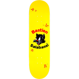 Primitive Salabanzi Black Cat Deck -8.0 Assembled as COMPLETE Skateboard | Universo Extremo Boards Skate & Surf