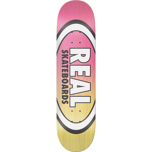 Real Shine On Oval Skateboard Deck -8.12