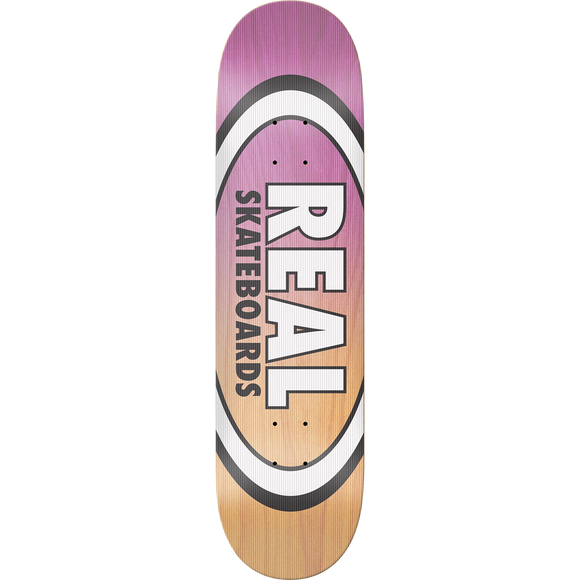 Real Shine On Oval Skateboard Deck -8.38