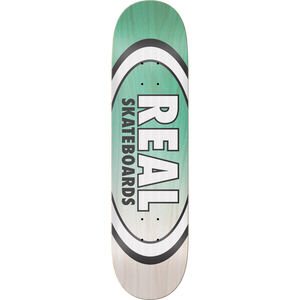 Real Shine On Oval Skateboard Deck -8.5