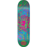 Santa Cruz Flash Hand Skateboard Deck -8.0