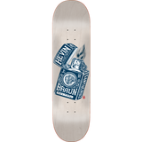 Santa Cruz Braun Mako Lighter Skateboard Deck -8.25 Powerply
