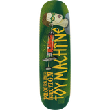Toy Machine Programming Injection Skateboard Deck -8.5