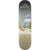 Toy Machine Leabres Last Supper Skateboard Deck -8.12 DECK ONLY