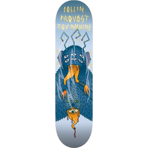 Toy Machine Provost Cannibal Sect Skateboard Deck -8.38