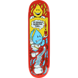 Wi Wet Willy Regrets Skateboard Deck -8.3 DECK ONLY