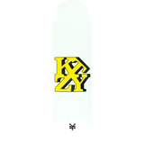 Zoo York Love Kt Deck -8.0 Assembled as COMPLETE Skateboard | Universo Extremo Boards Skate & Surf