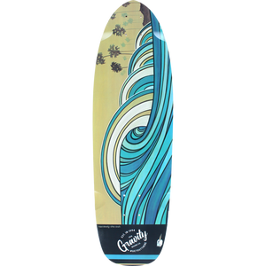 "Gravity Bamboo Mini 29"" North County Deck DECK ONLY 