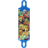 Landyachtz Nine To Five Longboard Deck -9.81x40.2 DECK ONLY | Universo Extremo Boards Skate & Surf