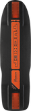 Moonshine Tucker Pro LONGBOARD DECK -9.75x33 Black/Orange | Universo Extremo Boards Skate & Surf
