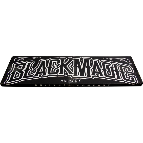 Blackmagic 20/Box ABlack-5 9x33 Black Grip | Universo Extremo Boards Skate & Surf