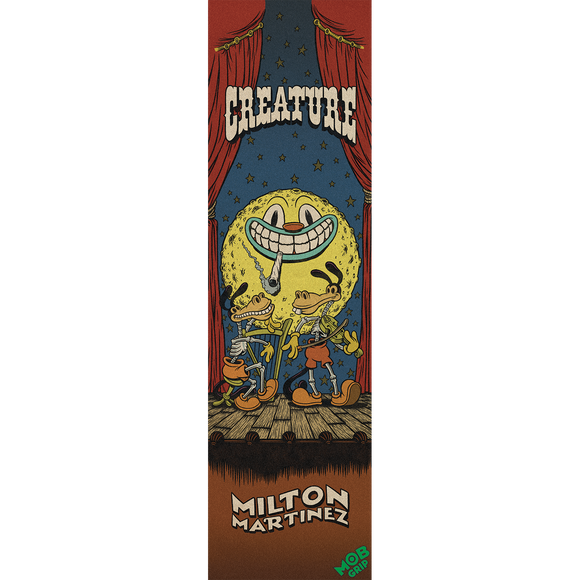 Creature MOB Martinez Festival Griptape 9x33 Single Sheet