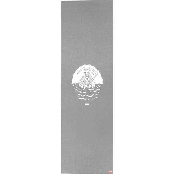 Globe GRIPTAPE Sheet 10x36 Clear Perforated Reapey