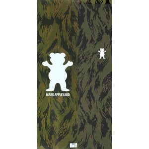 Grizzly 20/Box GRIPTAPE Appleyard Signature Camo | Universo Extremo Boards Skate & Surf