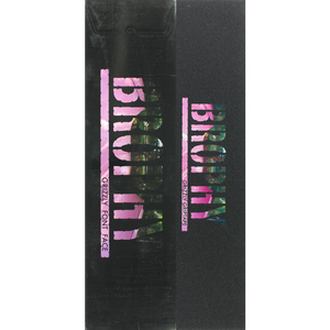 Grizzly 20/Box GRIPTAPE Brophy Signature Stamp | Universo Extremo Boards Skate & Surf