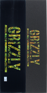 Grizzly 20/Box GRIPTAPE Pudwill Kush Stamp | Universo Extremo Boards Skate & Surf