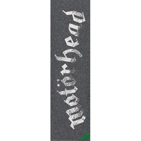 Mob Motorhead Faded Logo Grip 9x33 Single Sheet | Universo Extremo Boards Skate & Surf