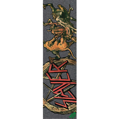 Mob Slayer Hell Alien Workshopaits Grip 9x33 Single Sheet | Universo Extremo Boards Skate & Surf