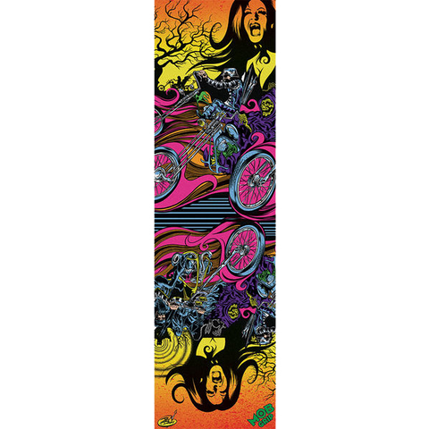 Mob Dirty Donny Chopper Girl 9x33 1 Sheet | Universo Extremo Boards Skate & Surf