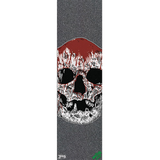 Mob Funeral French Blood Skull 9x33 1 Sheet | Universo Extremo Boards Skate & Surf