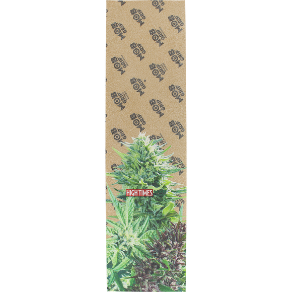 Mob High Times Clear Bud GRIPTAPE Single Sheet