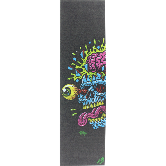 Mob Griptape - Jimbo Phillips Skull Blast 9x33 - Single Sheet