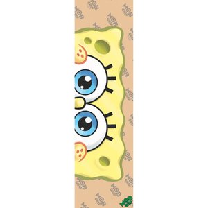 Mob Spongebob Eyeballs Clear Griptape 9x33 Single Sheet
