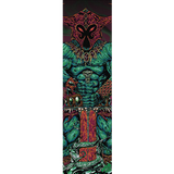 Mob Skinner Death Warrior Grip 9x33 1 Sheet | Universo Extremo Boards Skate & Surf