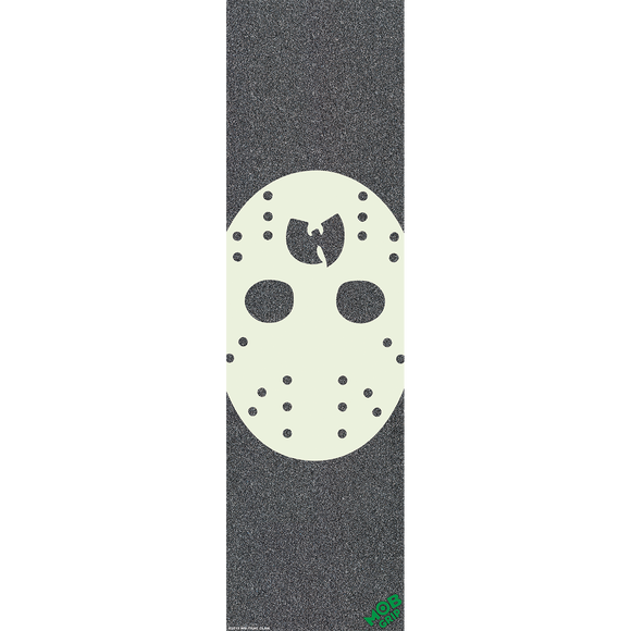Mob Griptape - Wu-Tang Clan #2 Hockey Mask - Single Sheet