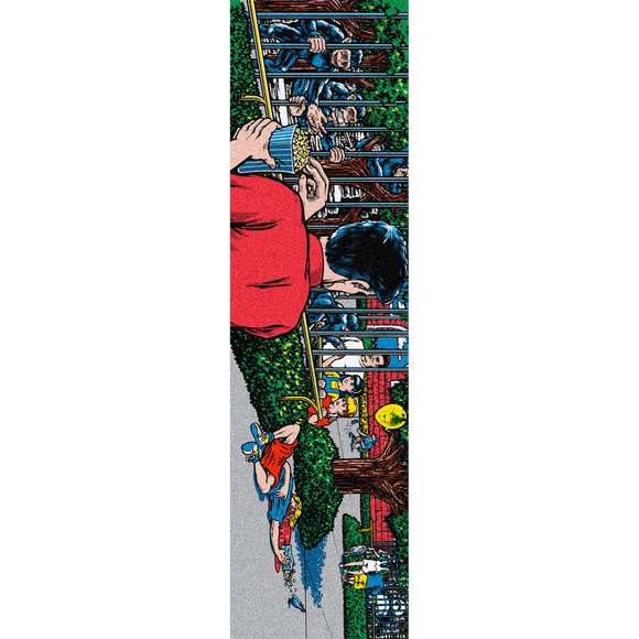 101 Griptape - Zoo 10x33 - Single Sheet