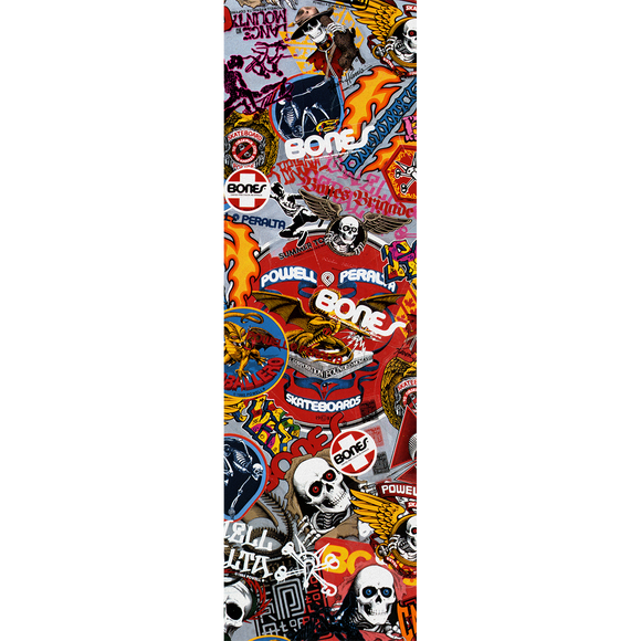 Powell Peralta Griptape Single Sheet 9x33 Og Stickers