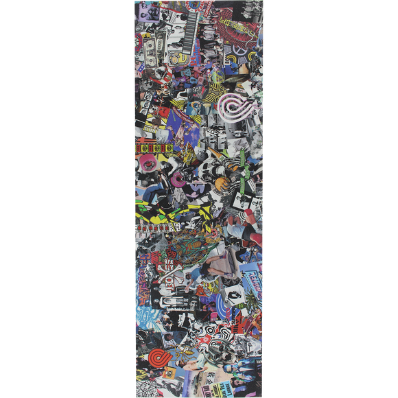Powell Peralta Griptape Single Sheet 10.5x33 Collage