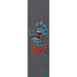 Santa Cruz/Mob Screaming Hand Art Show II Taylor GRIPTAPE 1pc | Universo Extremo Boards Skate & Surf