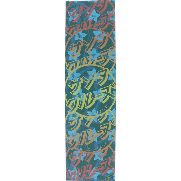 Santa Cruz/Mob Blossom Dot GRIPTAPE Sheet