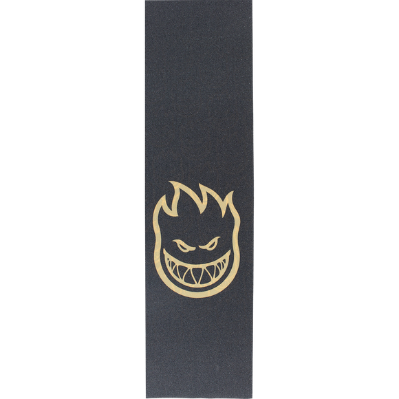Spitfire/Mob Single Sheet GRIPTAPE - Bighead Black/Clear