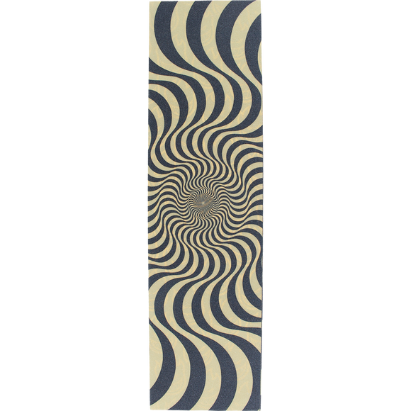 Spitfire/Mob Single Sheet GRIPTAPE - Swirl Black/Clear