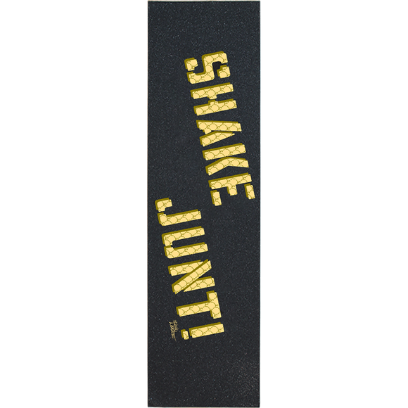 Shake Junt Single Sheet Desarmo Black/Gold 9