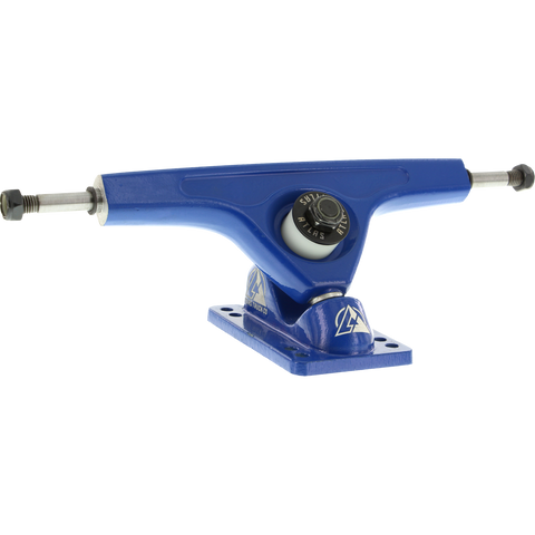 Atlas Ultralight 180mm/48Deg. Blue Longboard Trucks (Set of 2)