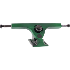 "Caliber II Fifty Caliber 10""/50Deg. Midnight Satin Green Skateboard Trucks (Set of 2) 