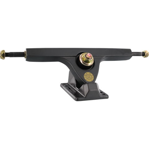 "Caliber II Fifty 10""/50Deg. Satin Smoke Longboard Trucks (Set of 2)"