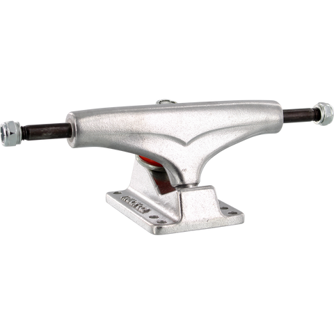 Gullwing Shadow 7.5 Silver Truck Longboard Trucks (Set of 2)
