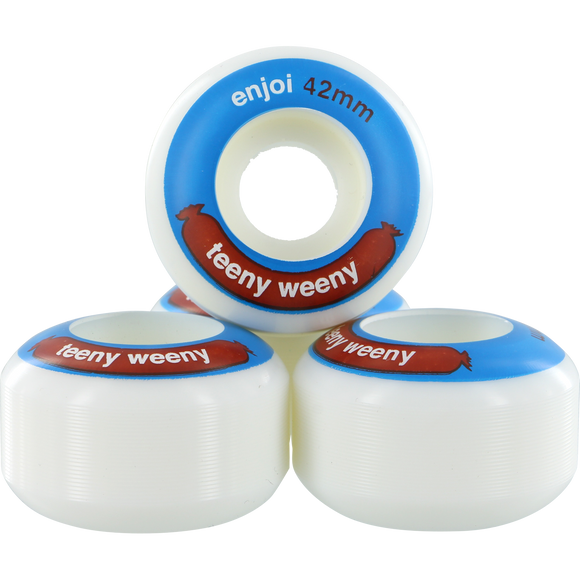 Enjoi Big Pants Small Wheels 42mm Skateboard Wheels (Set of 4) | Universo Extremo Boards Skate & Surf