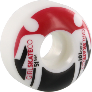 Girl Giant Action Og 51mm 98a Skateboard Wheels (Set of 4) | Universo Extremo Boards Skate & Surf