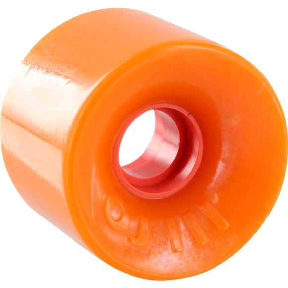 OJ Wheels III Hot Juice 78a 60mm Solid Orange Skateboard Wheels (Set of 4)