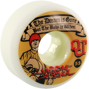 OJ Wheels Jessee Dream Baby 55mm 101a Skateboard Wheels (Set of 4) | Universo Extremo Boards Skate & Surf