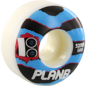 Plan B Torn 52mm  Skateboard Wheels (Set of 4) | Universo Extremo Boards Skate & Surf