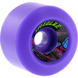 Speedlab Cruisers 60mm 90a Purple Skateboard Wheels (Set of 4)